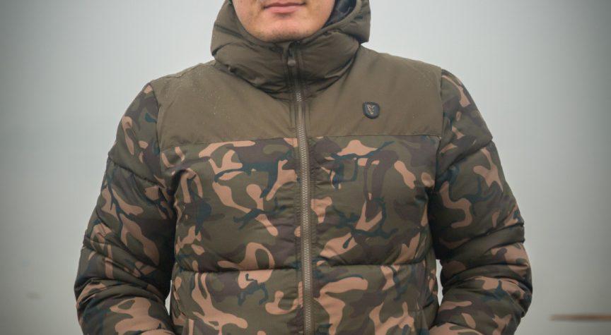 Fox Chunk Camo Khaki RS